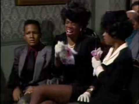 In Living Color - Calhoun Tubbs (The Funeral)