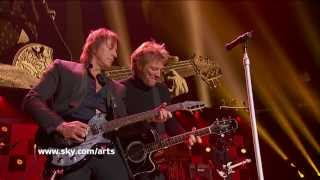 Bon Jovi   Wanted Dead Or Alive (Madison Square Garden 2012)