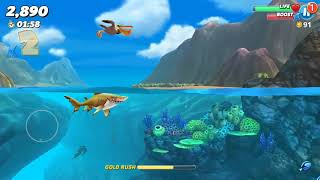 Hungry Shark World The Game Video 13