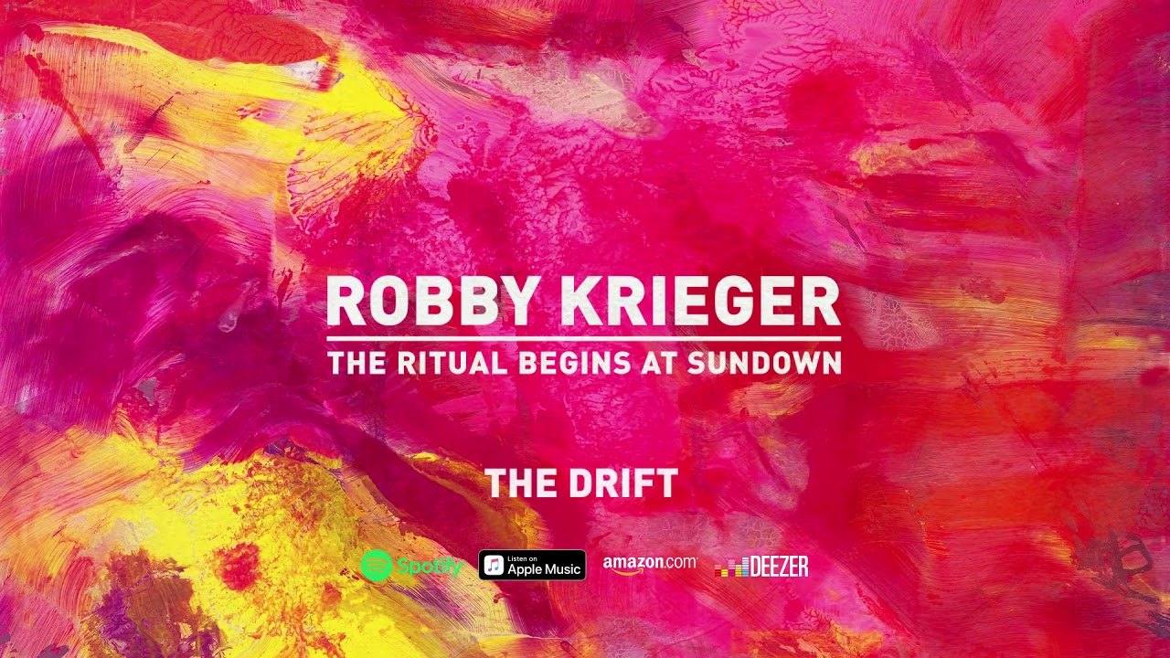 ROBBY KRIEGER - The drift