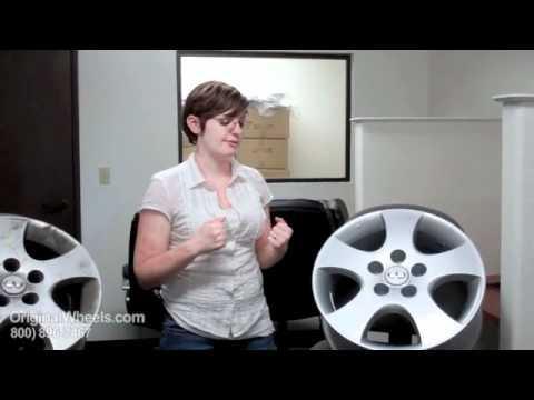 QX4 Rims & QX4 Wheels - Video of Infiniti Factory, Original, OEM, stock new & used rim Shop