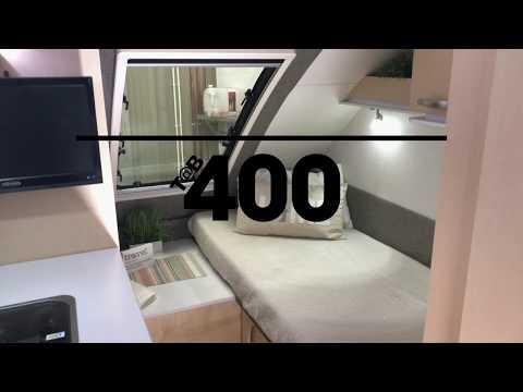 2020 NuCamp TAB 400 BD Lite in Wolfforth, Texas - Video 1