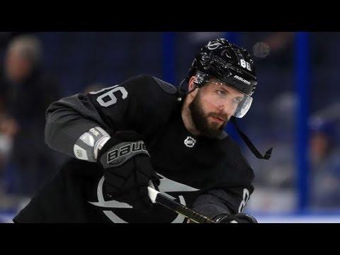 Nikita Kucherov - Tampa Bay Lightning - 2018/2019 NHL
