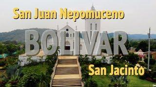 San Juan Nepomuceno y San Jacinto, Bolívar