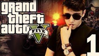 GTA V Online #1 - POLICJANT JAŚ