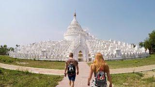 Mandalay and Hsinbyume Pagoda - Myanmar