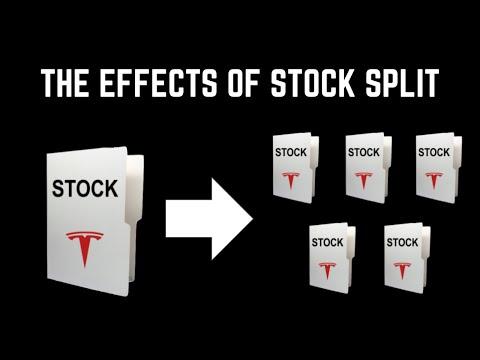 5 things WILL happen after stock split   Tesla stock split