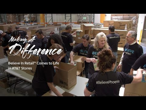 AT&T Believe in Retail is Opening Stores in New Ares, Supporting their Communities | AT&T-youtubevideotext
