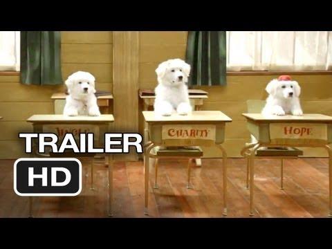 Karácsonyi kutyabalhé 2: A kölykök online