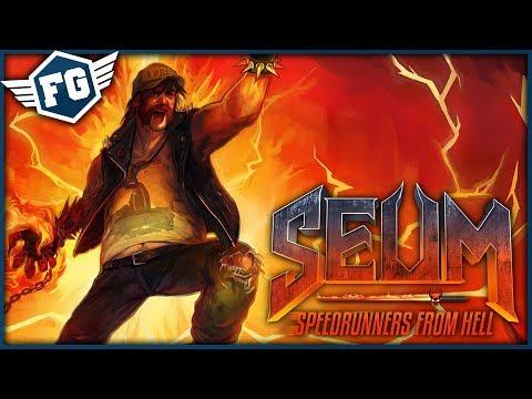 METALOVÉ PŘEKÁŽKY - SEUM: Speedrunners From Hell