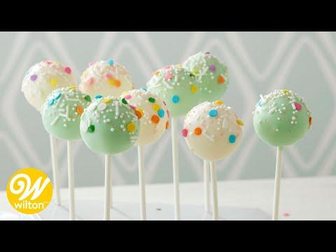 How to Make Cake Pops – Easy Recipe | Wilton