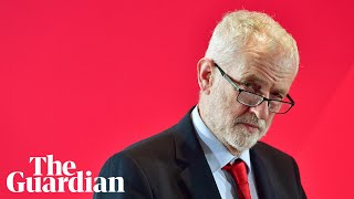 Jeremy Corbyn says timing of Labour cyber-attack is suspicious