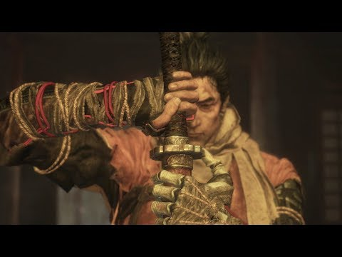 SEKIRO: SHADOWS DIE TWICE TGS Trailer【2018 TGS】 thumbnail