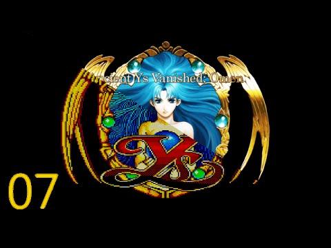 Ancient Ys The Vanished Omens #07 - Sega Master System Version [Ger][HD]