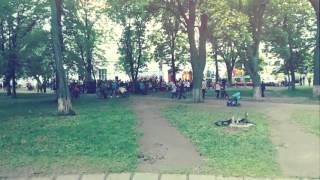Чествование Дня Победы 9.5.2016 в пгт. Летичев Хмельницой обл.