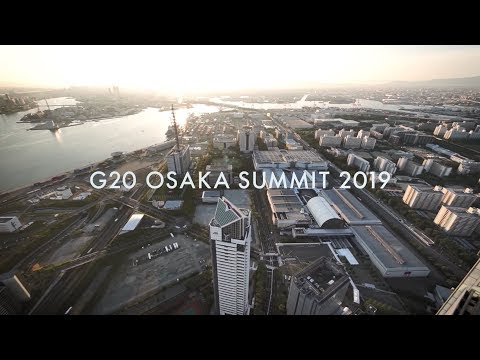 (Video) G20 Osaka Summit Digest Video