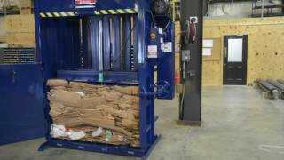 Max-Pak Vertical Balers, Training and Operation, with Digital Controls - English