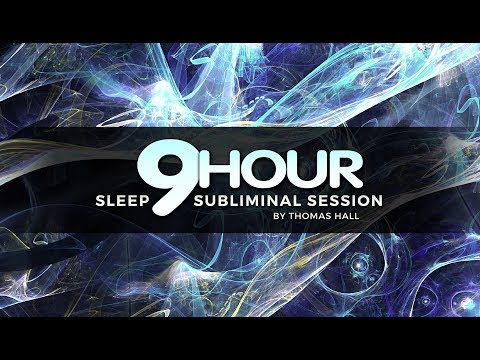 Say No to Binge Eating & Eat Healthy Food - (9 Hour) Sleep Subliminal Session - By Thomas Hall