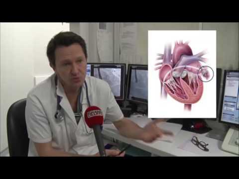 La pression sanguine et comme il est plus faible
