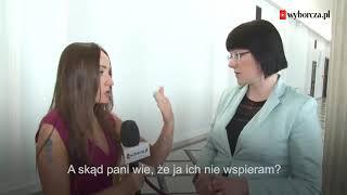 Dlaczego Kaja Godek nie wspierała protestu osób z niepełnosprawnościami w Sejmie?