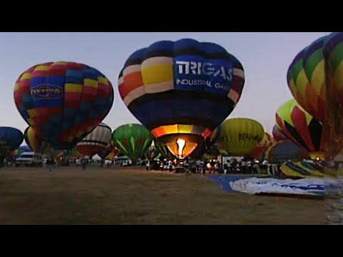 BBC: Breaking the Air Balloon World Record | Jeremy Clarkson's Extreme Machines