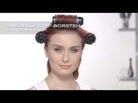Olivia Garden MultiBrush für Profis - Innovative Rundbürste mit abnehmbarem Griff