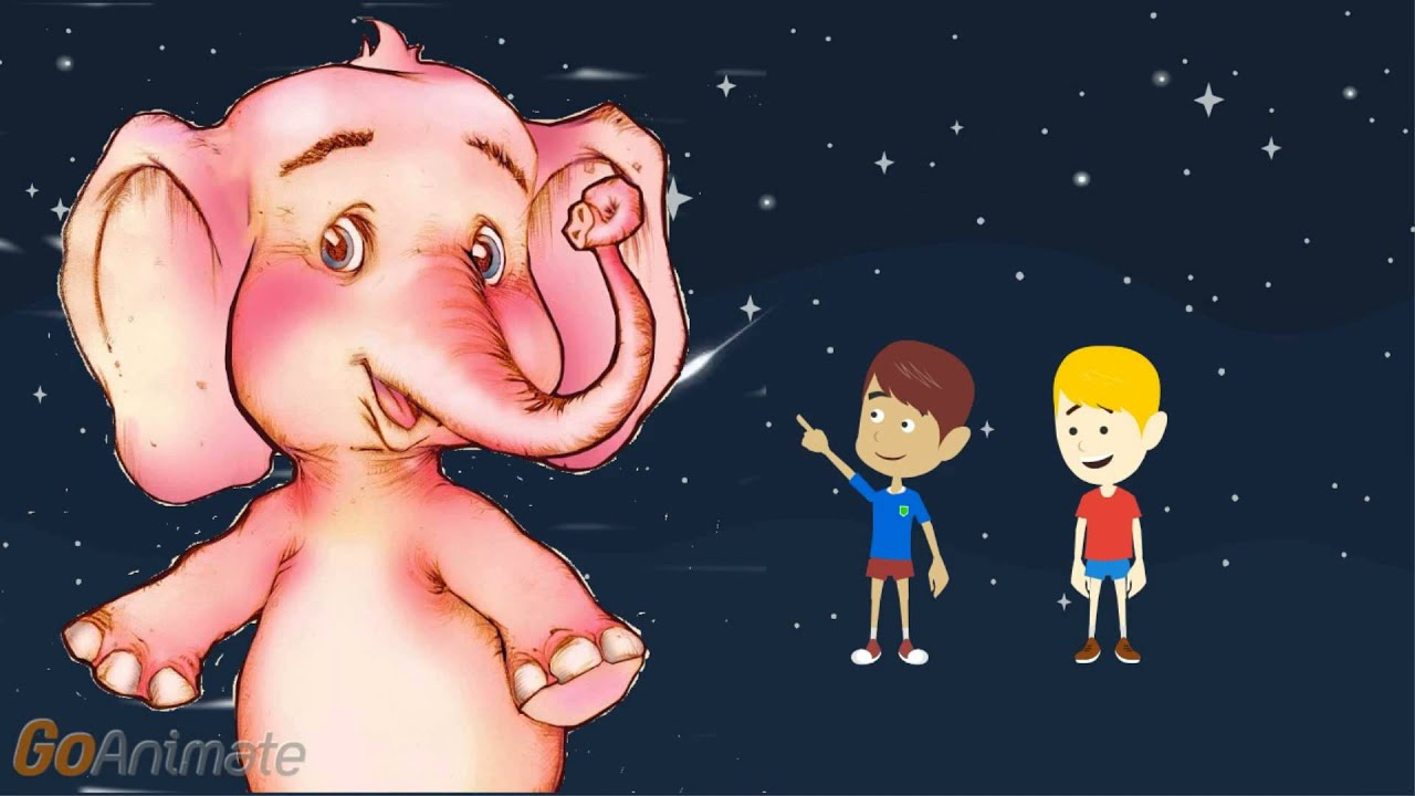 La ayuda del Elefante Rosado en el enfado de Nico - Cuento Infantil de inteligencia emocional