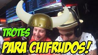 TROTES PARA CHIFRUDOS!