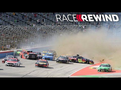 NASCAR NASCAR オライリーオートパーツ 500 15分ハイライト動画