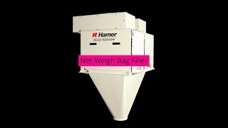 Inpak Systems | Hamer | 600NW Net Weigh Bag Filling Scales