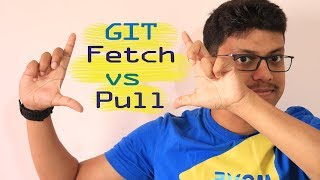 Git Fetch and Pull. Main differences and best practices