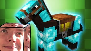 MÁM DIAMANTOVÉHO KOŇA! - Minecraft #14