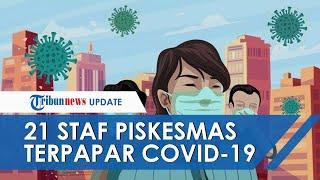 21 Staf Puskesmas Banyu Urip, Surabaya Dilaporkan Terpapar Covid-19, 2 di Antaranya Hamil