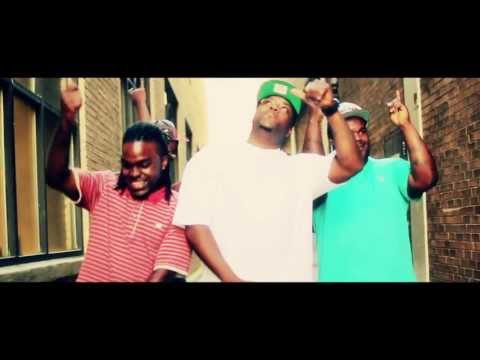 E Money Bagz, Jodi G, Ceno, Drequis F Lazy  - Next Level Shit (Official Music Video)