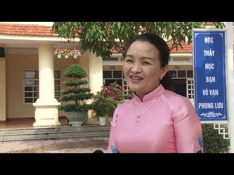 Trường THCS Kim Liên, Nam Đàn - Xây dựng trường học xanh, sạch, đẹp, thân thiện, an toàn