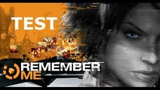 Remember Me - Test [FR]