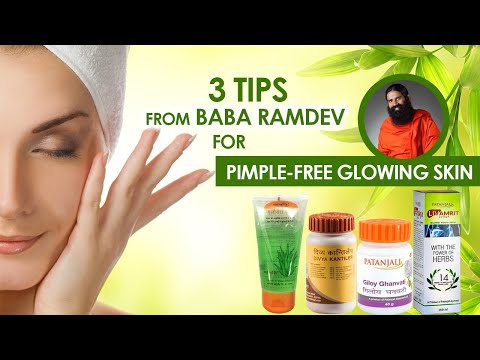 3 Tips From Baba Ramdev For Glowing Skin | Healthfolks.com