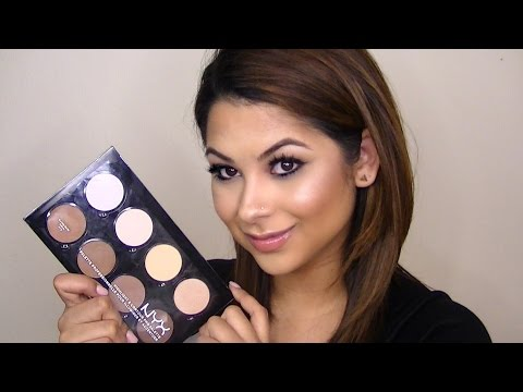 Pro Palette Highlight & Contour by NYX Professional Makeup #2