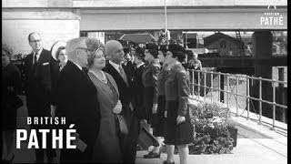 Tay Bridge Has Royal Opening (1966)