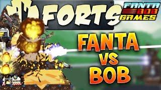 FANTA ET BOB SE DEFONCENT !!! (FORTS Ep.1)