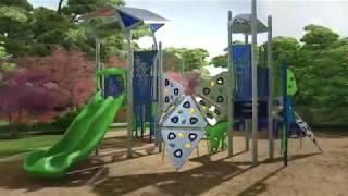 Play & Park Fly Through