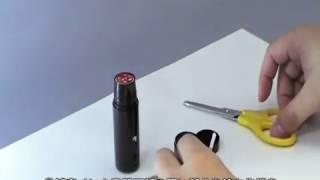 データーネームEX15号 インキ補充方法