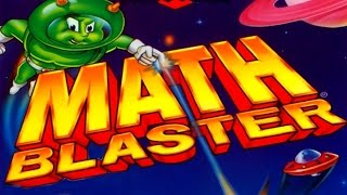 Mega Math Blaster - ThreeCoolGuys