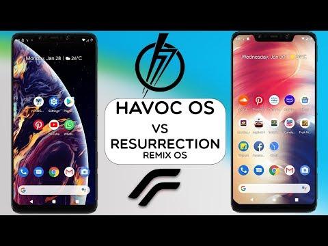 Resurrection Remix Oreo Rom