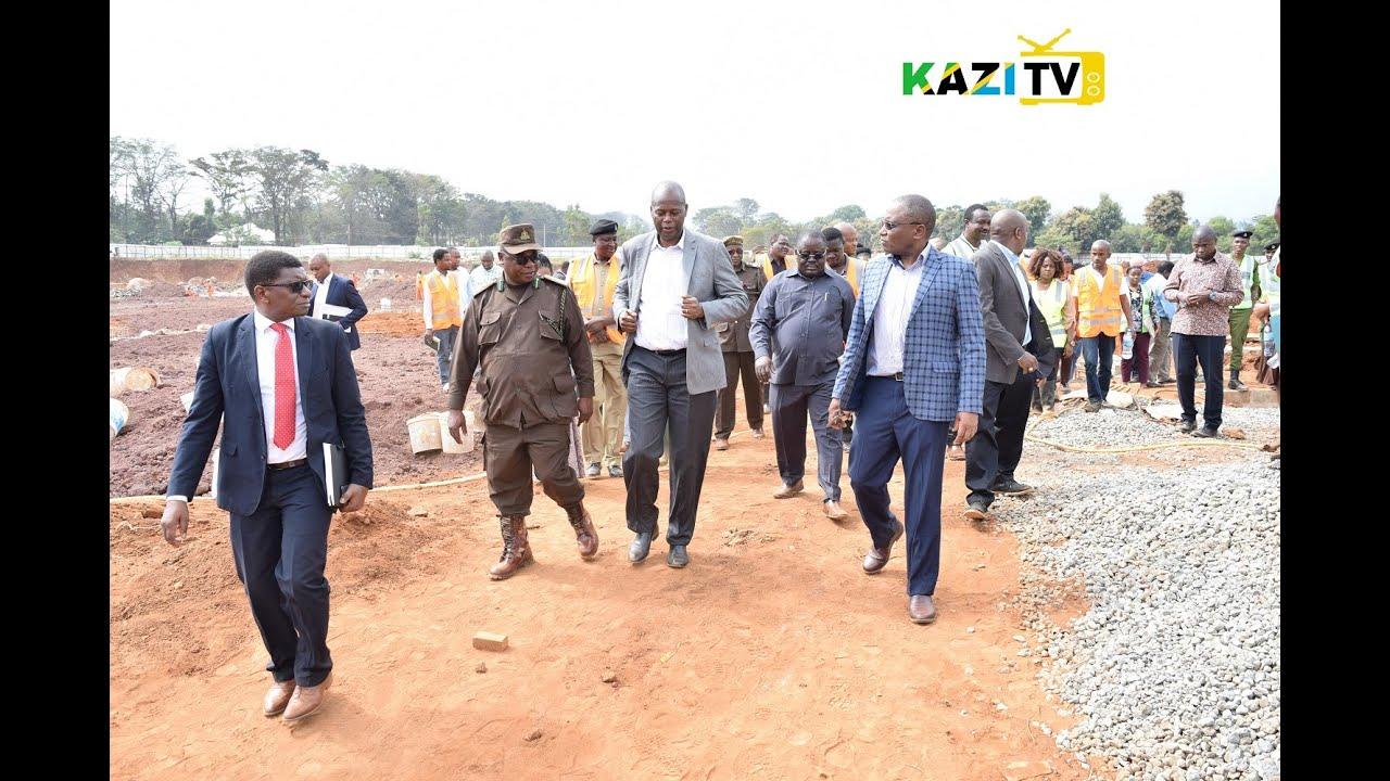 Kiwanda cha Bidhaa za Ngozi cha Kilimanjaro kuzalisha bidhaa zenye ubora - Katibu Mkuu Massawe
