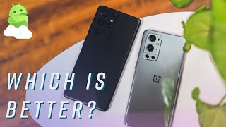OnePlus 9 Pro vs Samsung Galaxy S21 Ultra 5G: Which $1000 phone should you buy?