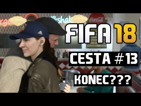A JE KONEC! [FIFA 18 CESTA #13]