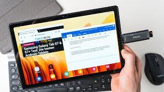 Samsung Galaxy Tab A7: Besten Tipps und Trick