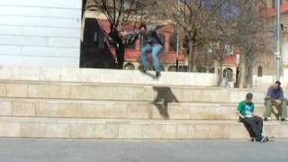preview picture of video 'MACBA 4 Ollie'