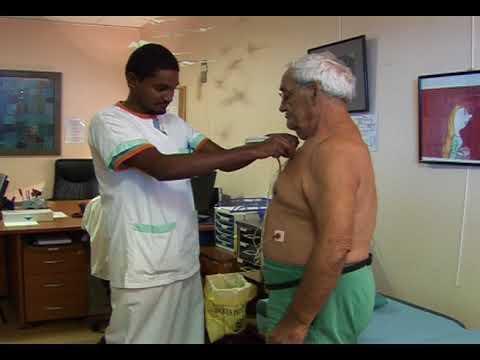 Monitoraggio norma circadiano della pressione sanguigna